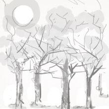 Paesaggio-con-Alberi-3